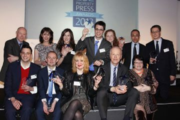 The property press: award winning journalists from the Times, the Evening Standard, Estates Gazette, Investors' Chronicle ... and the Leasehold Knowledge Partnership