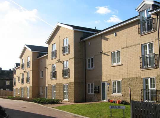 Dock Mill, Shipley: where – yet again – a freeholder has been trying it on with sub-letting fees