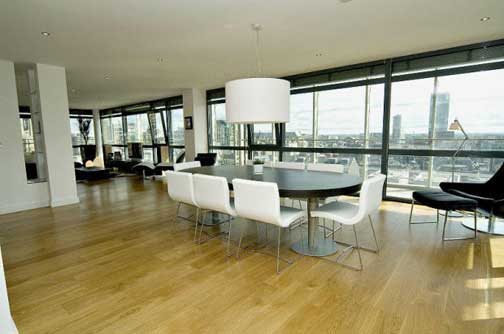 Penthouse for sale at No 1 Deansgate for £1.2 million, but other properties are much cheaper