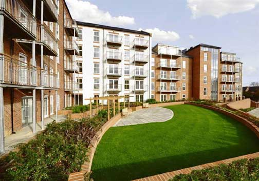 Residents at Welland Quarter in Market Harborough have found that their leasehold rights are seriously diminished by the freeholder being in administration