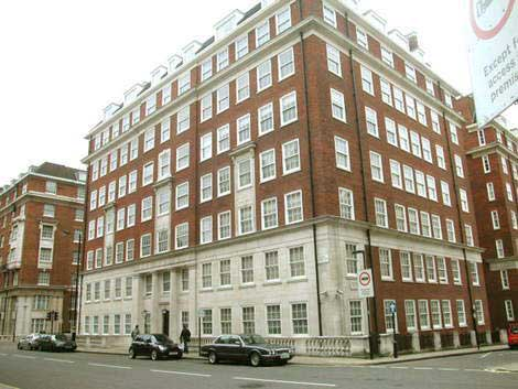 Bryanston Court, where Brian Copsey helped himself to £1.1 million of the communal funds