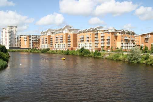 Century Wharf, Cardiff, is a Tchenguiz site of 967 flats that was managed by Peverel. It is the biggest site in the country to have won RTM
