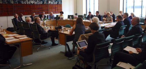 More than 50 representatives from the sector attended the LKP meeting on commonhold, including QCs Guy Featherstonhaugh and Phillip Rainey, and Professor James Driscoll, who had a role in initiating the 2002 Act