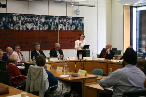 There is an alternative to leasehold and, as it happens, the rest of the world including Scotland happily adopt it. The LKP round table at Westminster last week