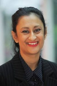 "Tower Hamlets Homes is headed by chief executive Susmita Sen, recruited in 2015 following a job advertised at an annual salary of ""circa £130,000"""